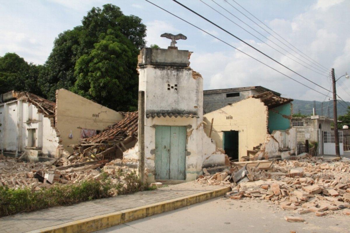 Poco más del 20% de los establecimientos de Chiapas se vieron afectados por el sismo del 7 de septiembre.
