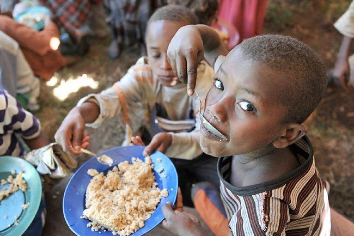 La producción de alimentos en India y África está muy por debajo de su potencial, pero ambos tienen lo necesario para incrementarlo.