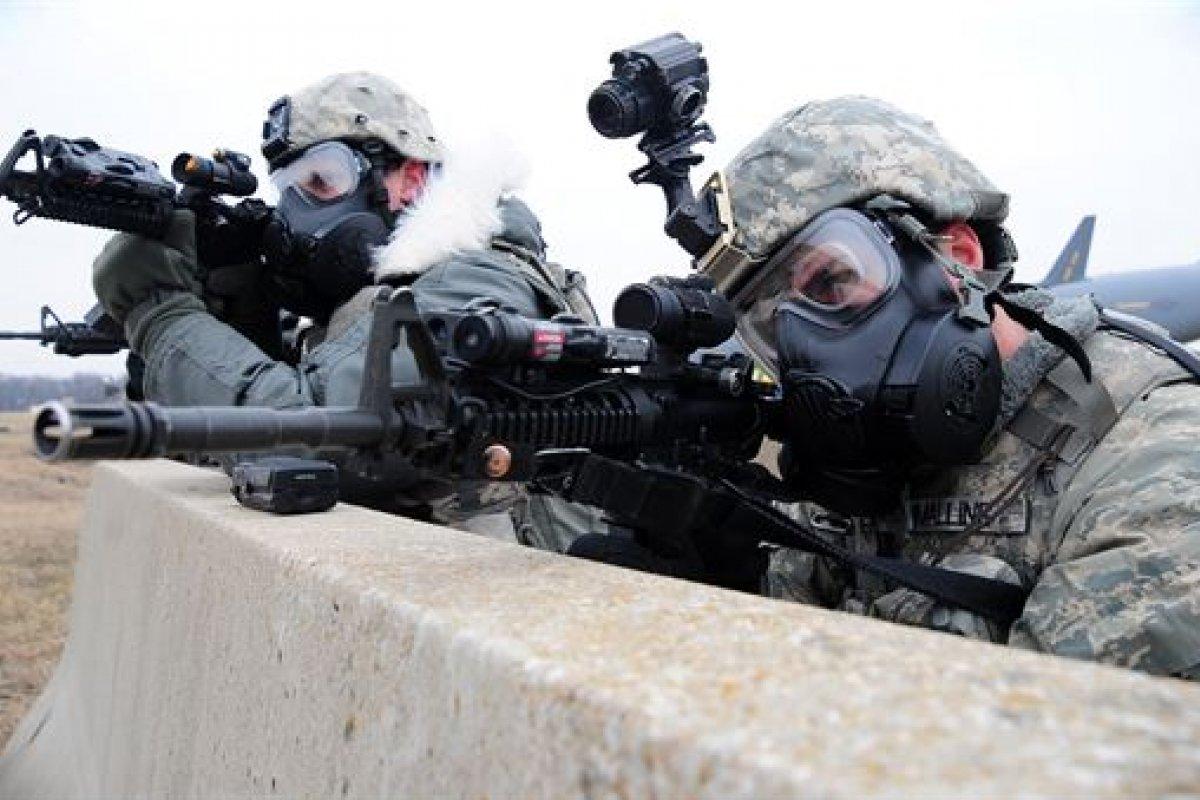 Naciones como EU y China cuentan con suficientes armas como si una guerra estuviera muy cerca.
