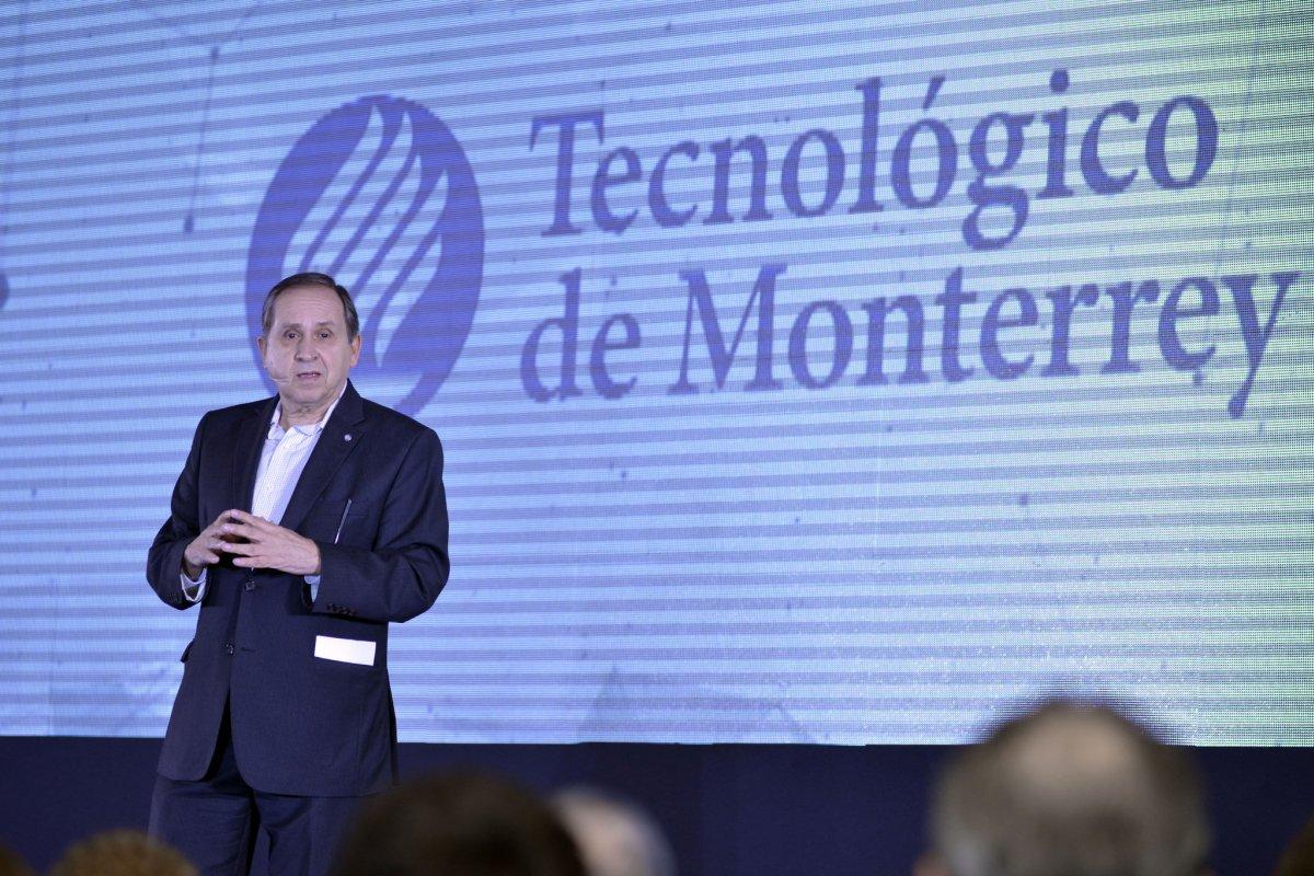 Salvador Alva Gómez es presidente del Tecnológico de Monterrey desde 2013.
