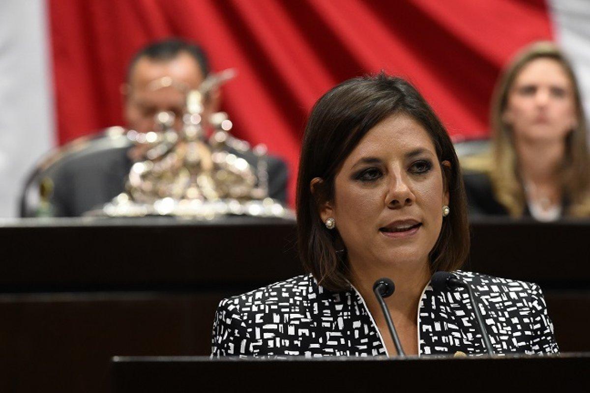 La diputada Gina Andrea Cruz encabeza la Comisión de Hacienda y los cambios propuestos que se discutirán en el pleno.