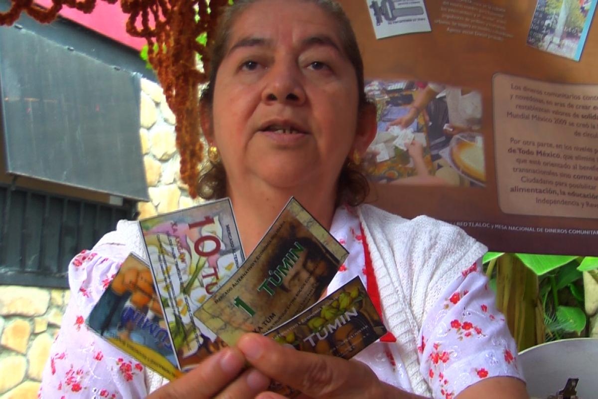 Los creadores sostienen que como pueblos indígenas tienen derecho a decidir su la economía que quieran.