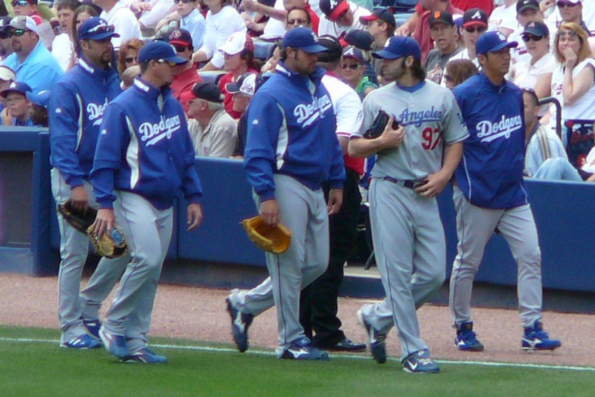 Dodgers. Foto: Dodgers/Wikimedia