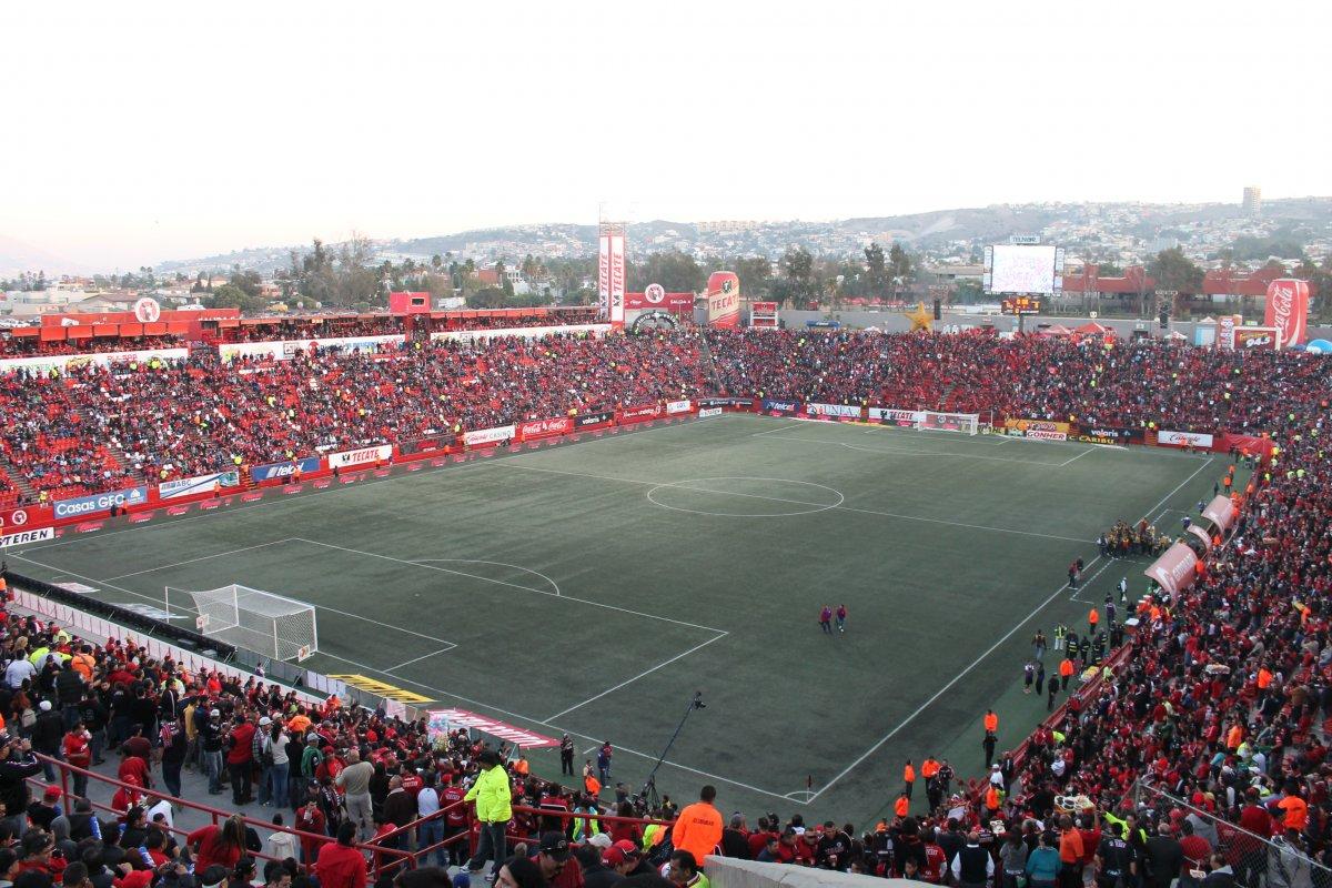Xolos recibió a León. Foto: Estadio de Xolos/Wikimedia