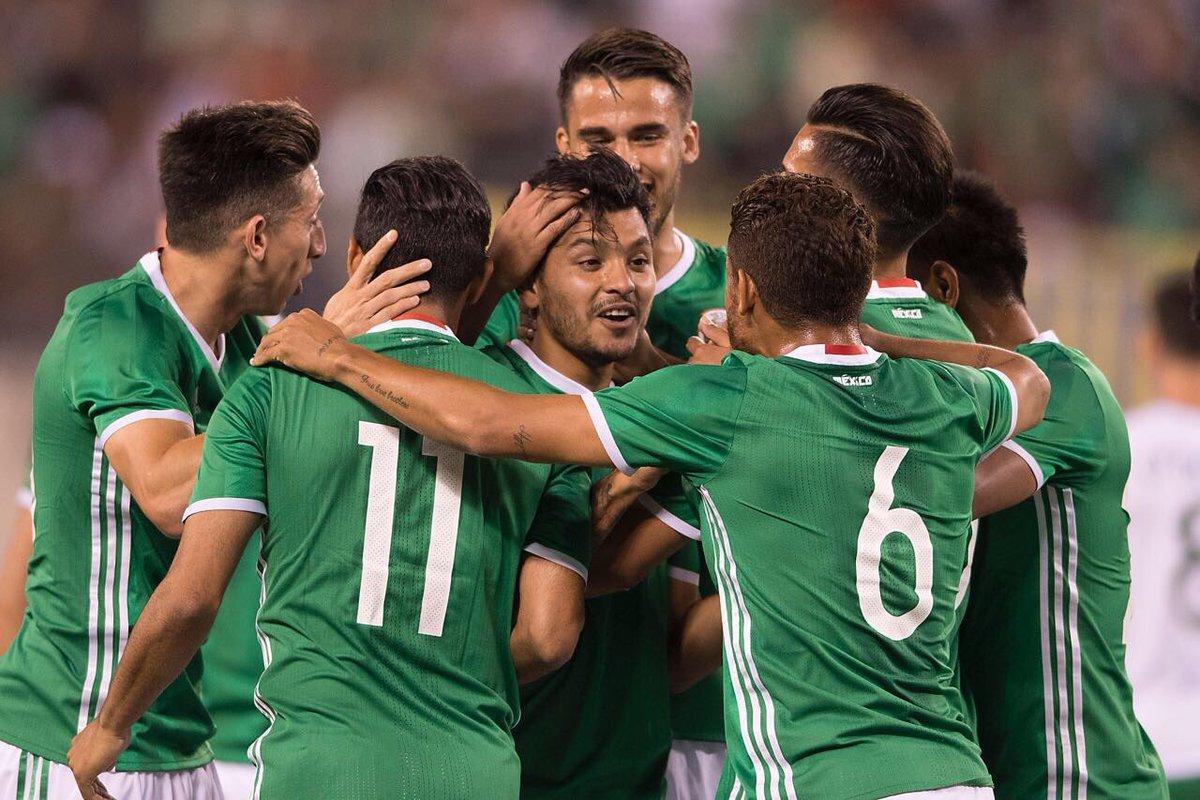 México y su gira por Europa. Foto: México/Twitter Selección Mexicana
