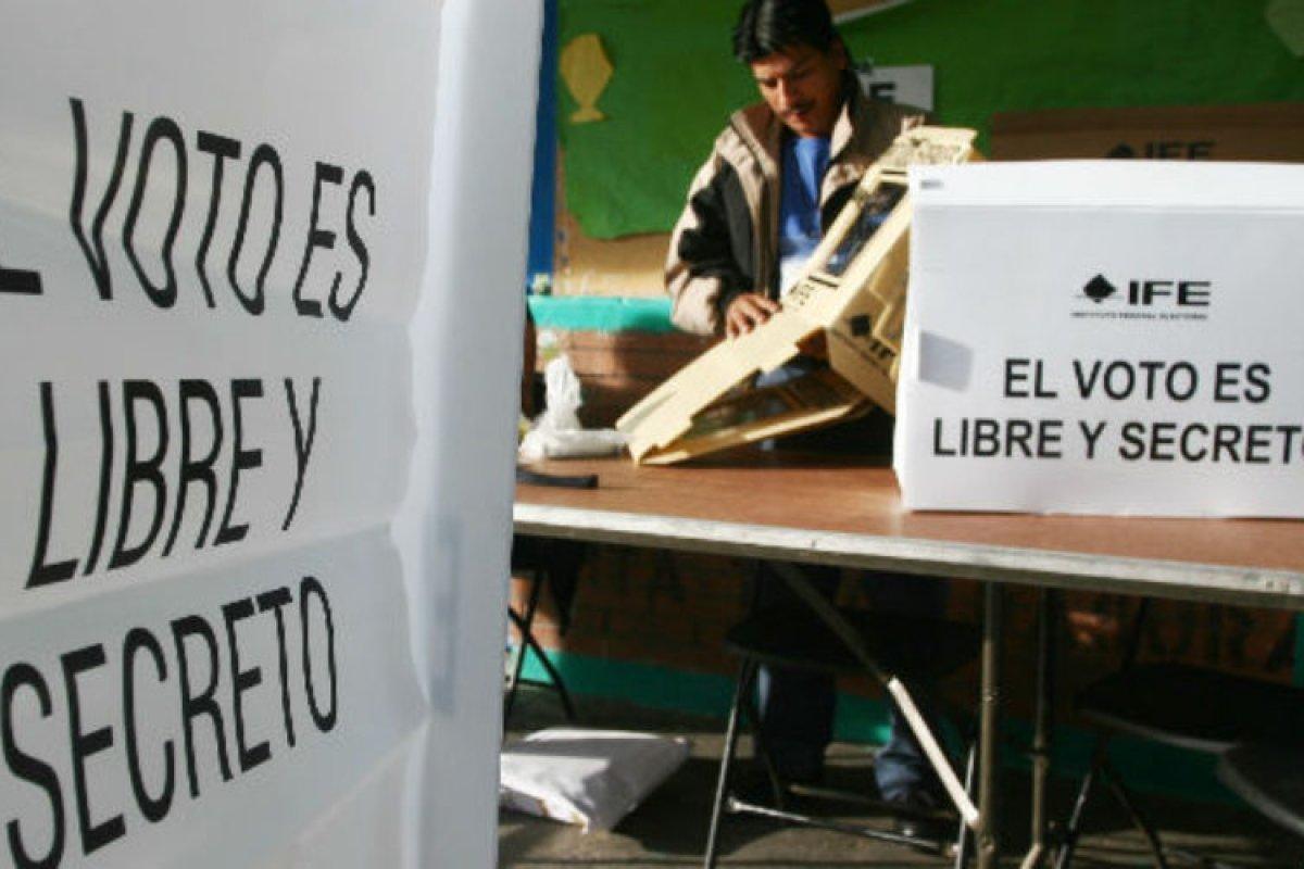 Más de 85 millones de mexicanos podrán votar en las elecciones de 2018.