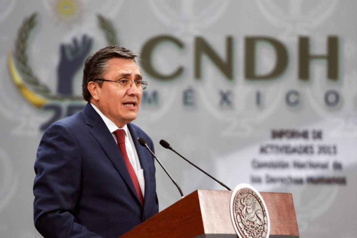 Por primera vez, la CNDH tendrá más de 2 mil millones de pesos de presupuesto en 2018.