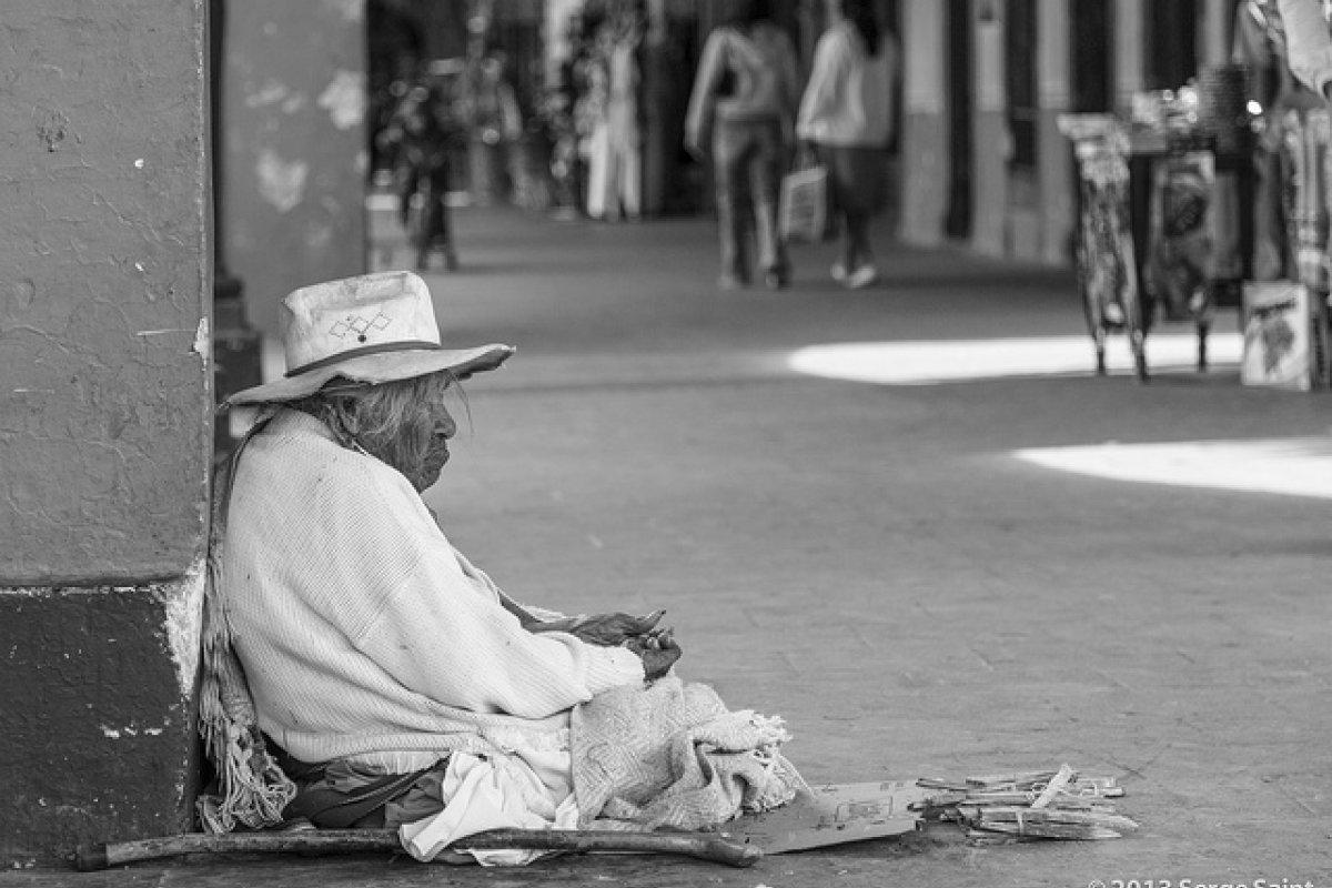 En los cinco años de gobierno de Enrique Peña Nieto, no se han logrado reducir los niveles de pobreza.