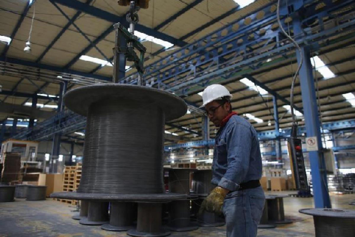 Mano de obra poco calificada como factor competitivo