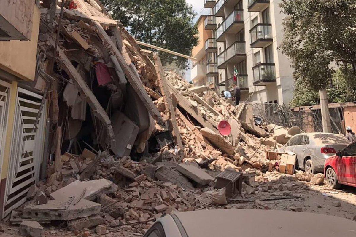 A dos meses del sismo del 19-S no se sabe cuánto edificios quedaron inhabitables ni cuántas familias se quedaron sin hogar.
