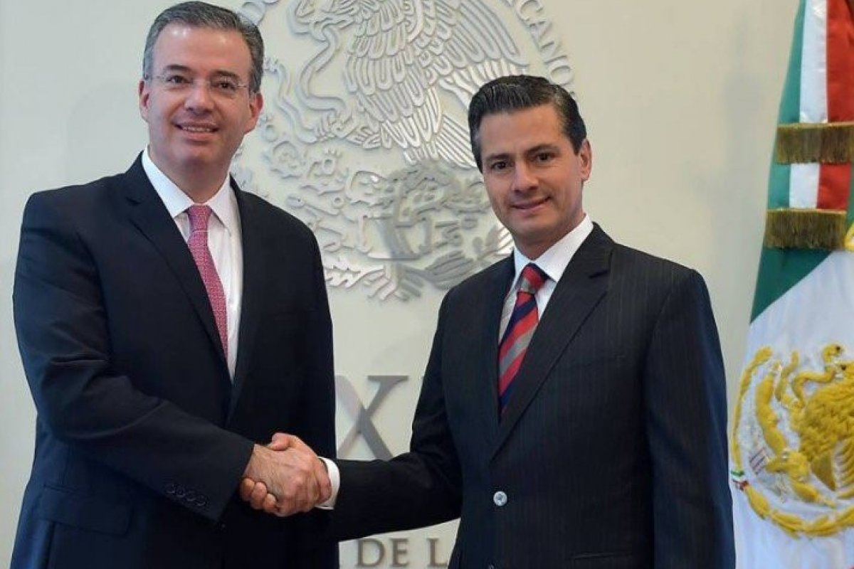 Alejandro Díaz de León será el gobernador de Banxico hasta el 31 de diciembre de 2021.