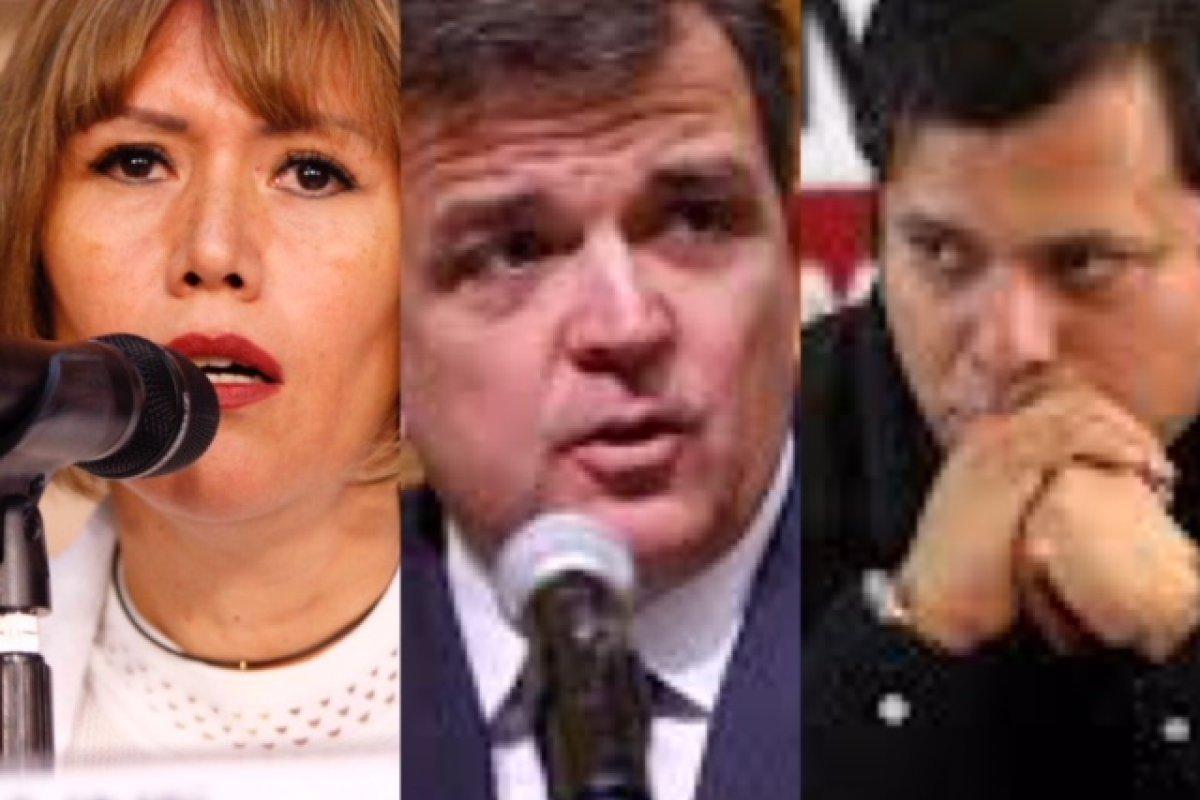 Lorena Osornio Elizondo, Xavier González Zirión y Pedo Pablo de Antuñano Padilla tienen muchas posibilidades de ser candidatos independientes al gobierno de la Ciudad de México.