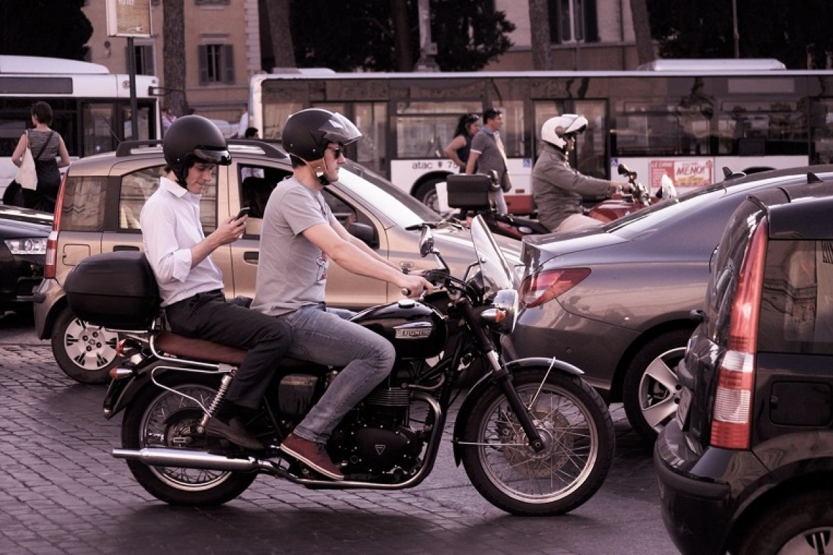 En la Ciudad de México hay 188 mil más motocicletas que hace 11 años.