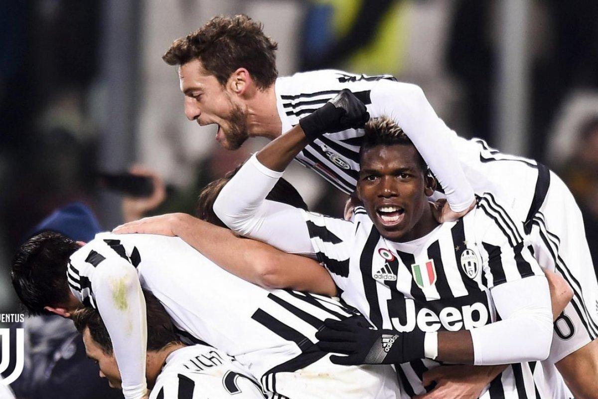 Juventus. Foto: Juventus/Twitter @juventusfc