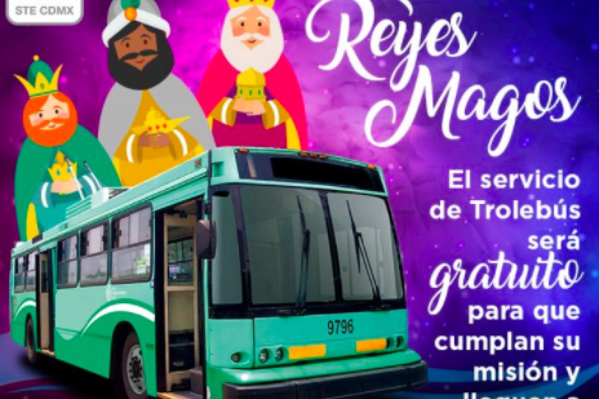 horario transporte publico 6 de enero 2018