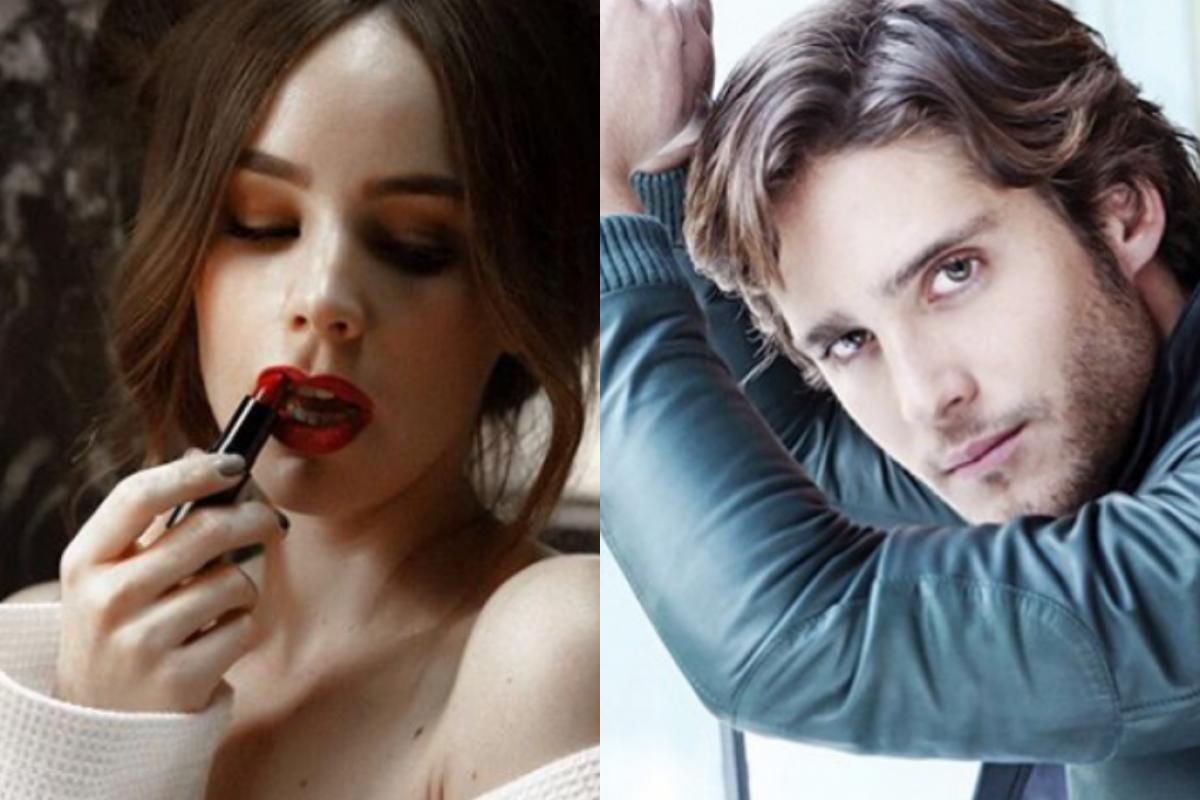 Camila Sodi y Diego Boneta. Fotos: Instagram