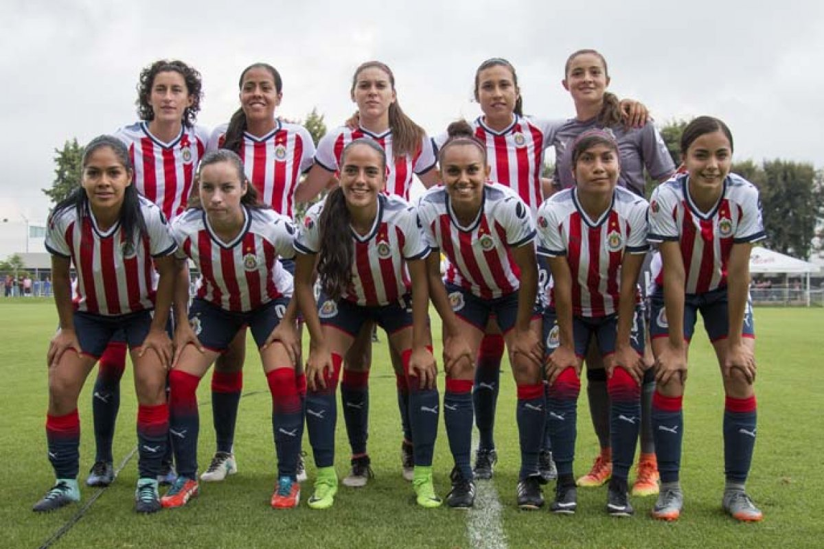 Chivas. Foto: Chivas/Liga Mx Femenil