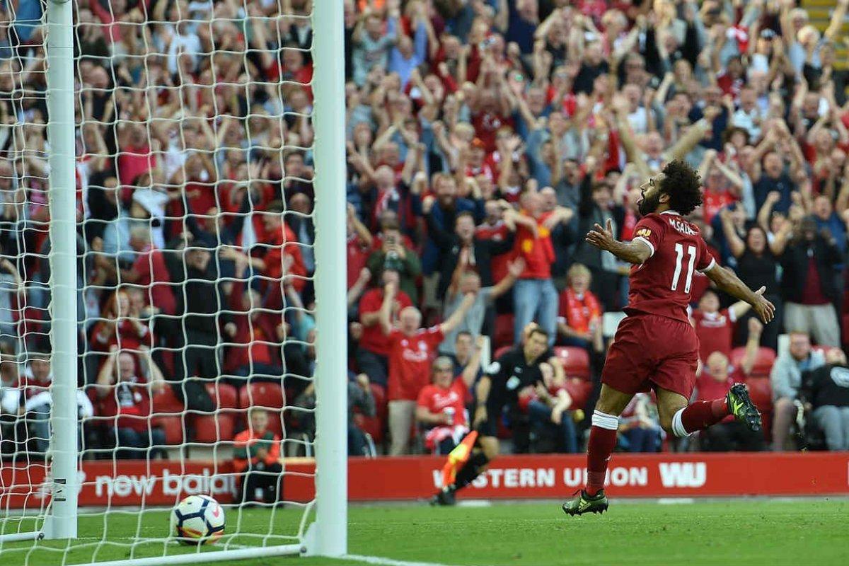Liverpool. Foto: Liverpool/Twitter @LFC