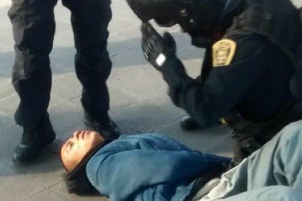Estudiante de la UNAM es detenido por policías capitalinos y ahora se encuentra desaparecido
