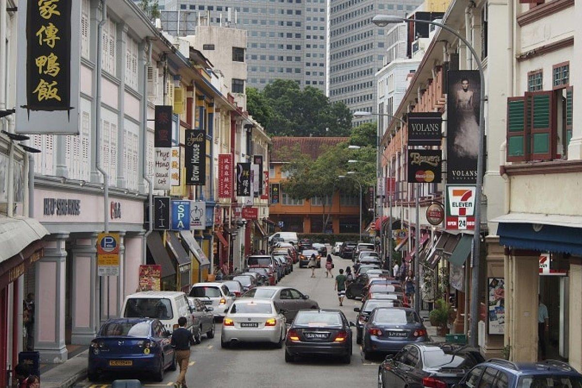 Singapur logrará alto que ninguna otra nación en el mundo ha hecho. Detener el crecimiento de autos.