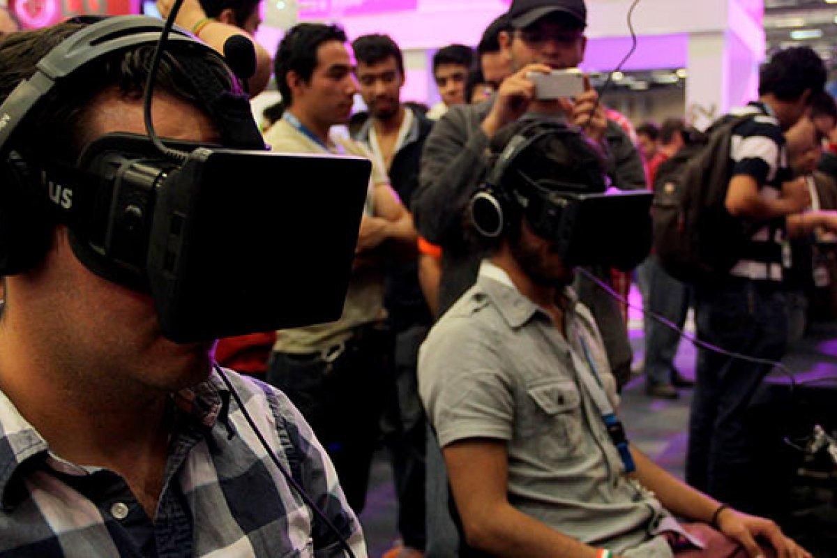 Los voluntarios del estudio exploraron ambientes virtuales en 3D y tuvieron que memorizar las imágenes vistas
