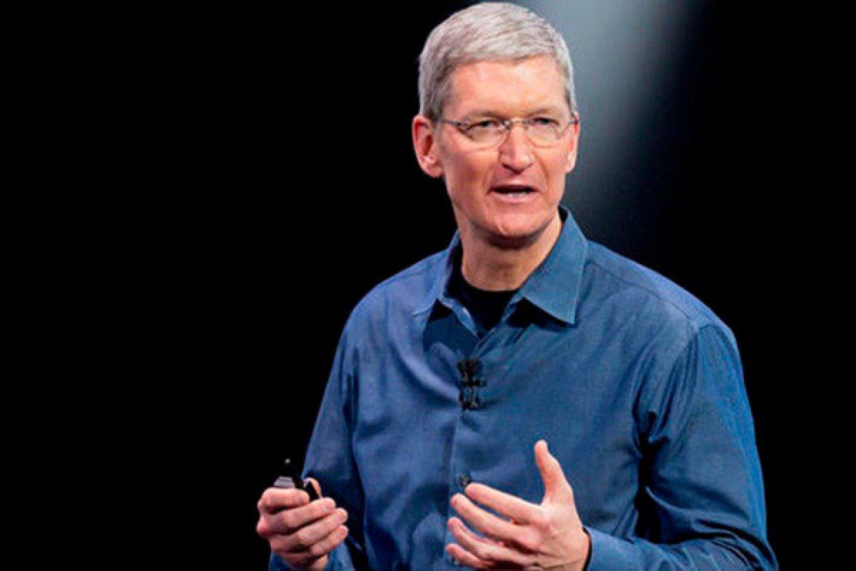 El número de iPhones vendidos por Apple cayó en 1%