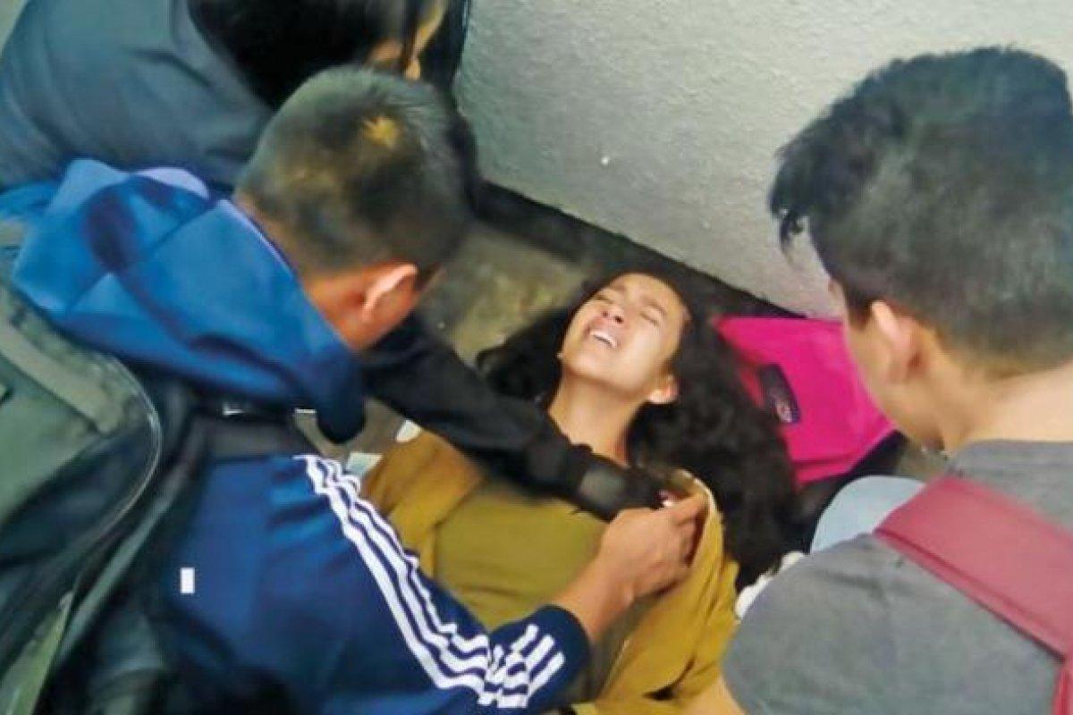La joven de 16 años se opuso a un robo y recibió un impacto de bala. Foto: Diario Basta