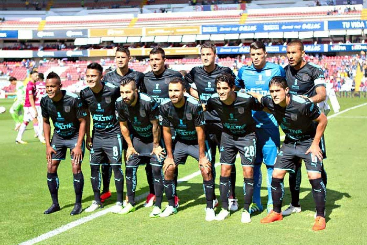 Querétaro. Foto: Querétaro/Liga Mx