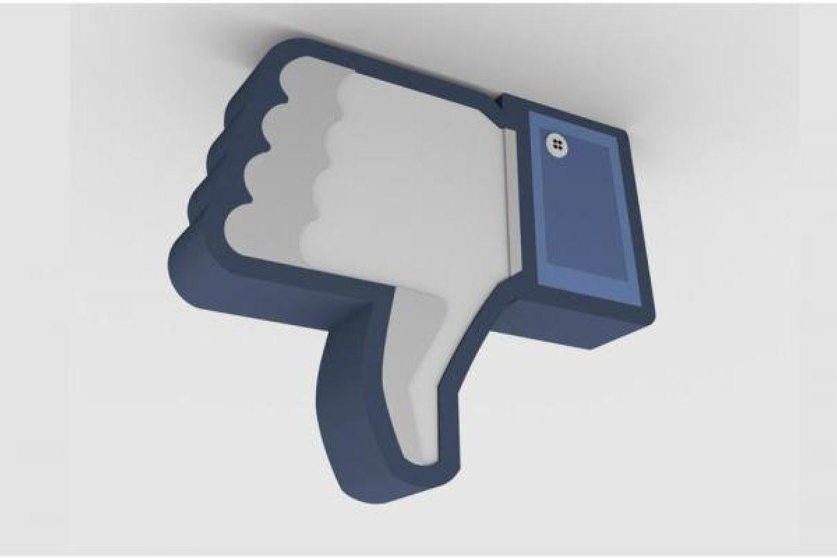Facebook está en pruebas para implementar el botón