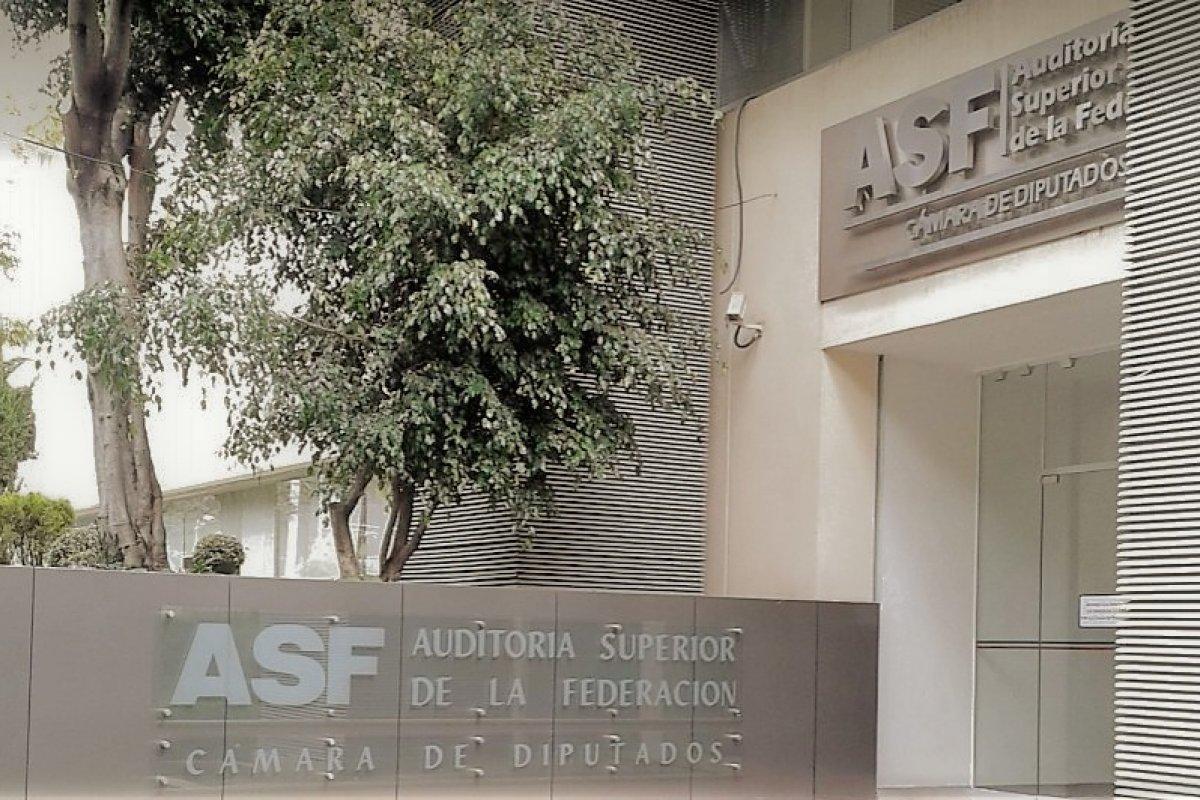 La mitad de los estados de la república hacen un uso deficiente de sus recursos: ASF