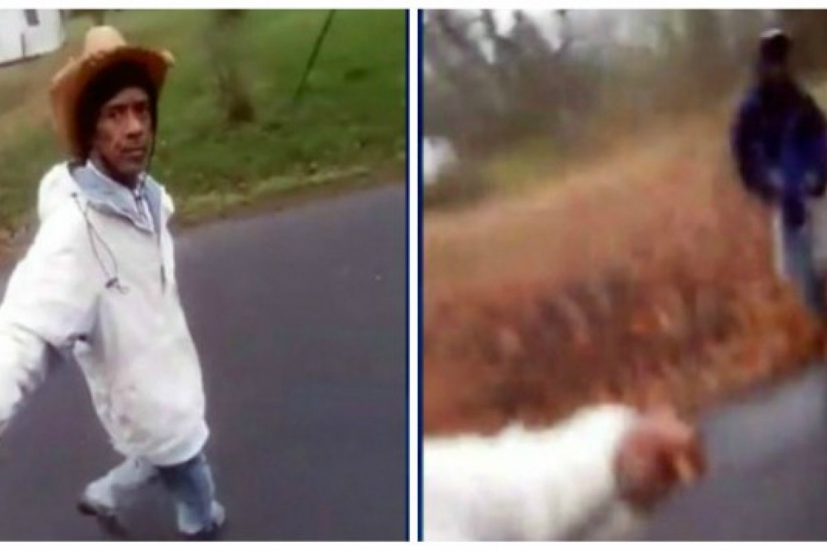 Transmite su asesinato en Facebook live y la imagen de la cámara permite capturar al responsable. Foto: YouTube