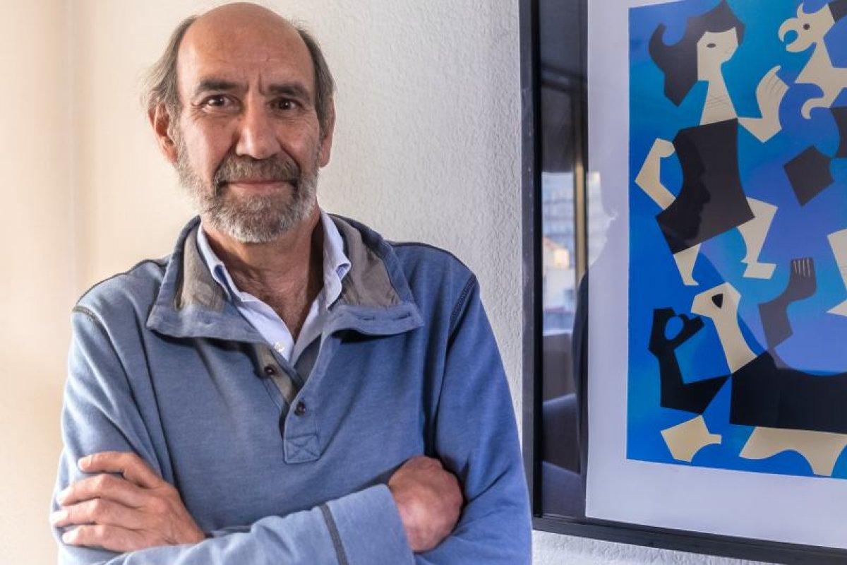 Isaac Katz, profesor de economía en el ITAM, por más de tres décadas y media