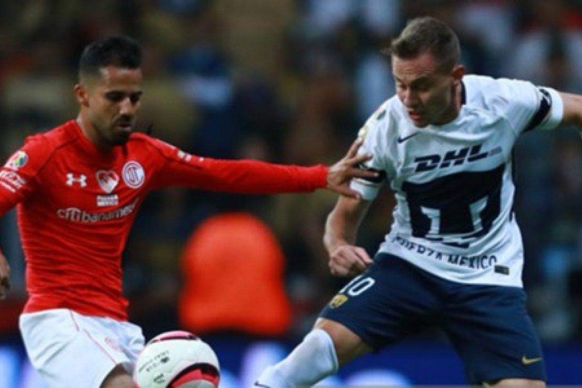 Pumas UNAM vs Toluca en vivo