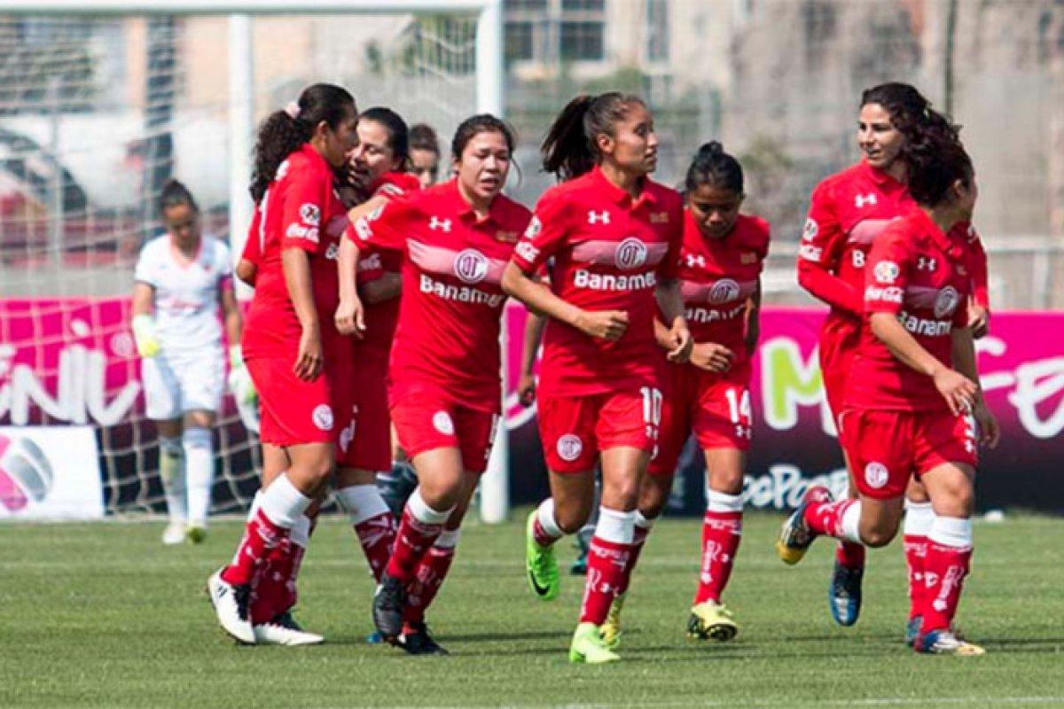 Toluca vs Tijuana Liga MX Femenil