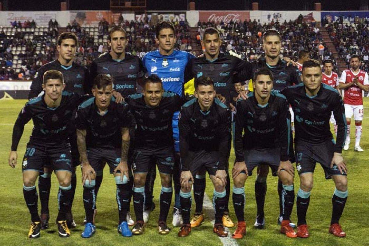 Santos vs Querétaro