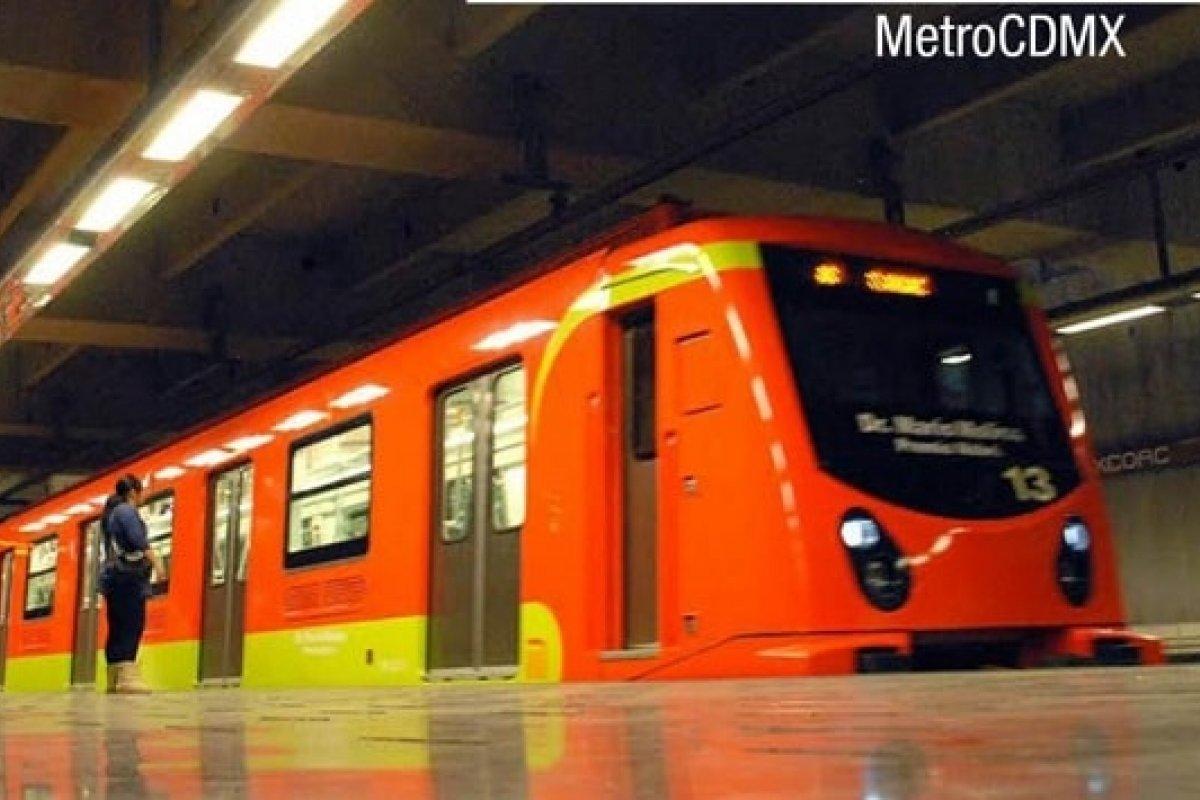 De los 43 km de metro que Peña Nieto prometió en el 2014 no se ha inaugurado ninguno. Foto: STC Metro