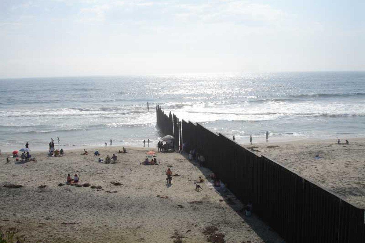 Militares frontera México-EU/ Fuente: Wikimedia Commons
