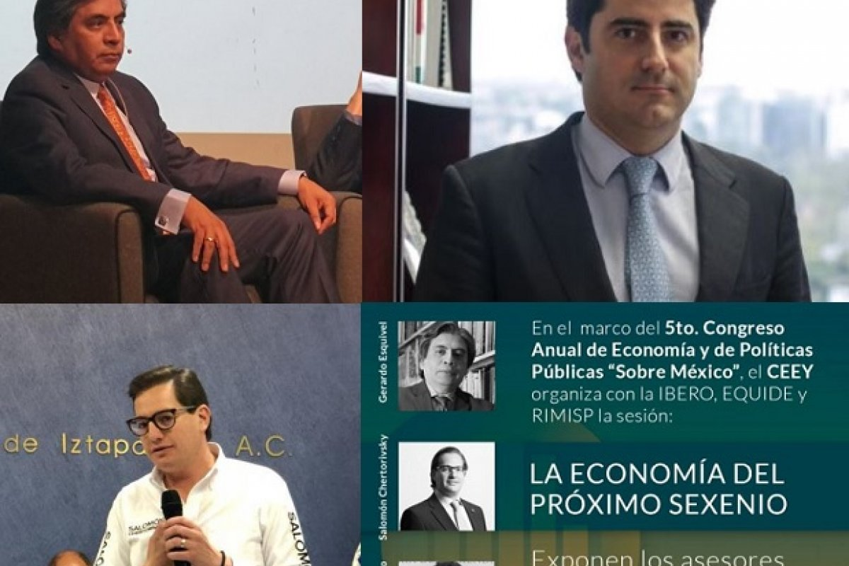 Chertorivski, Esquivel y Madrazo son los elegidos para asesorar al probable futuro presidente de México.