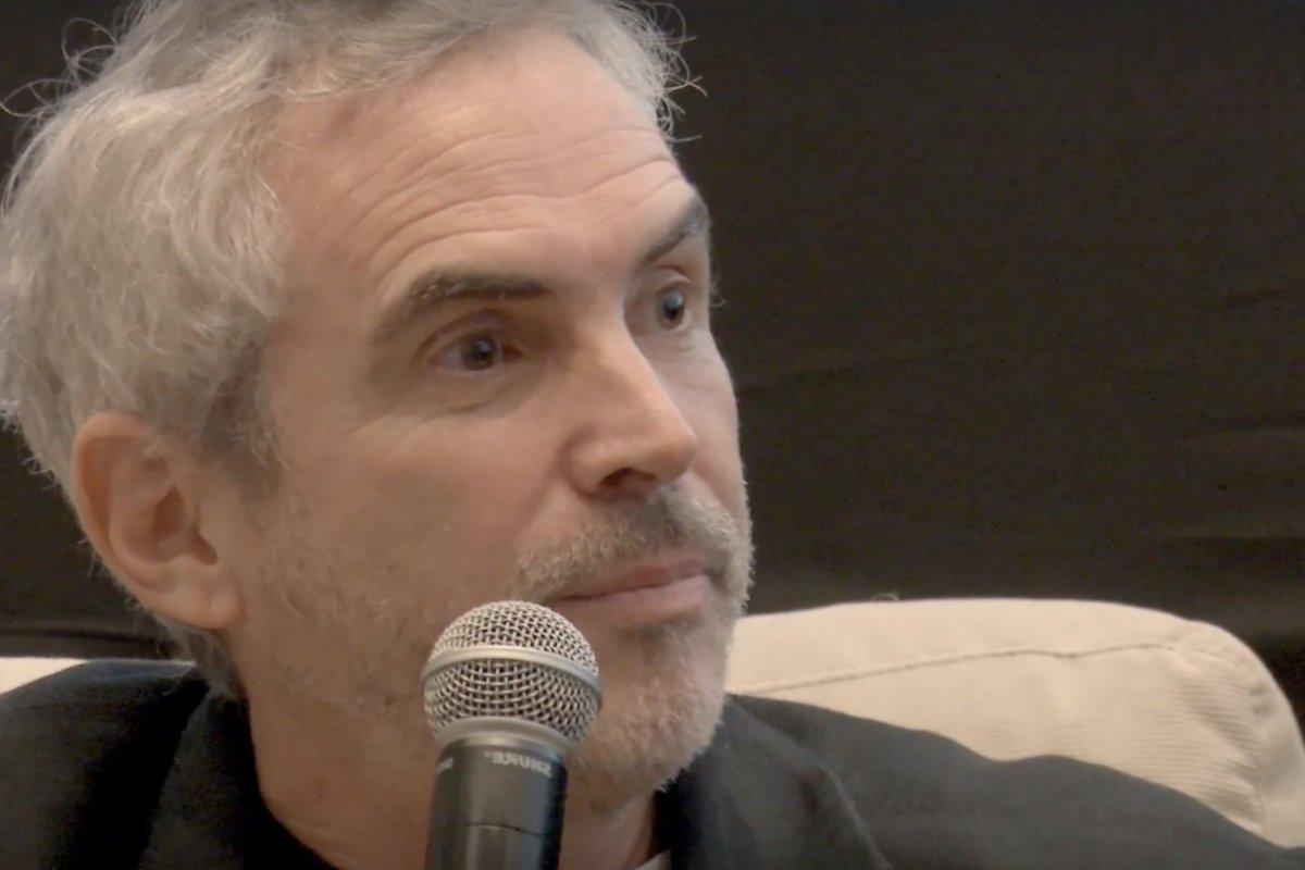 Foto: Alfonso Cuarón / Captura de Pantalla