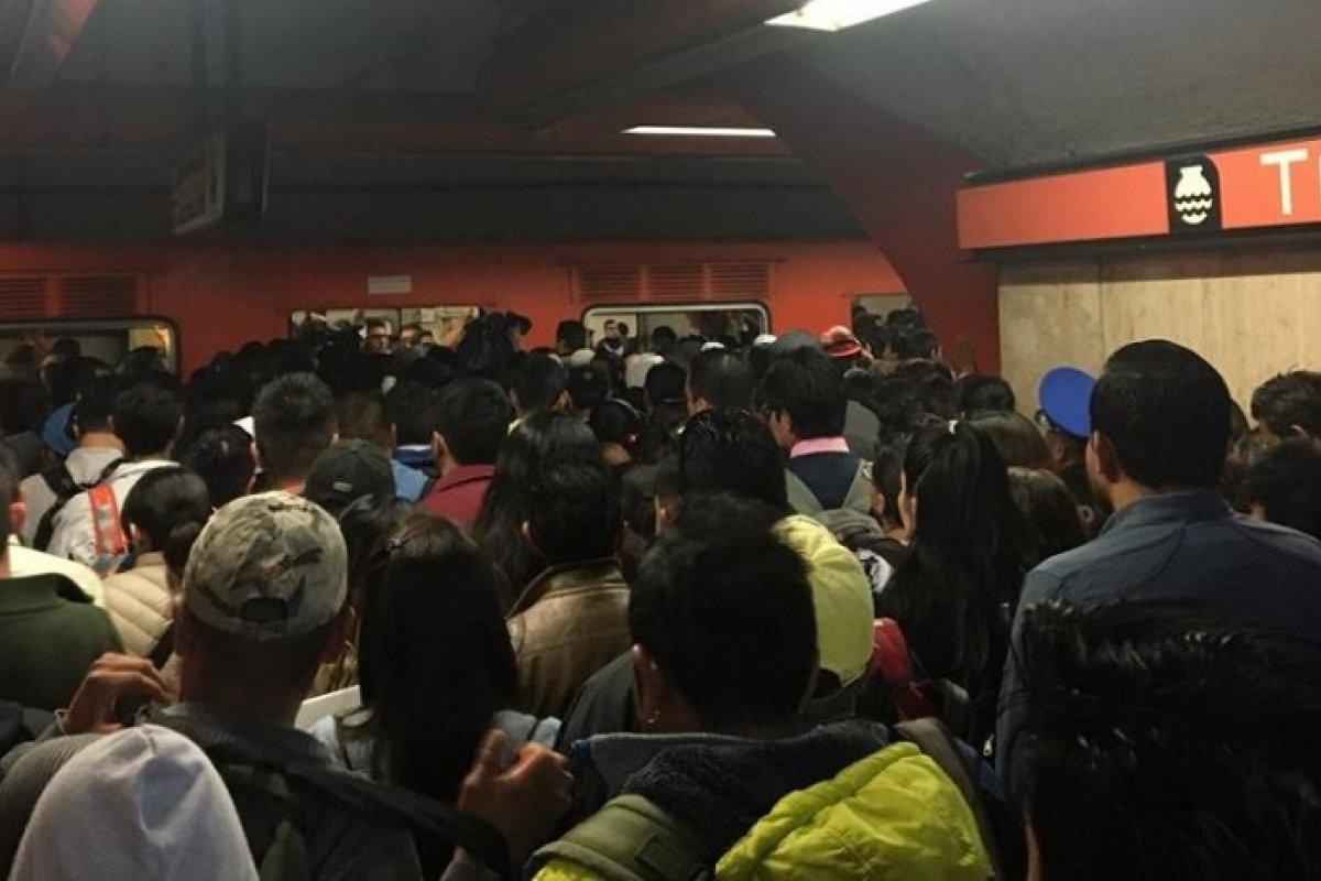 En 2016 el Metro ejerció 18 mil 314 millones de pesos, aunque en ingresos propios el sistema únicamente recabó 7 mil 673 millones.
