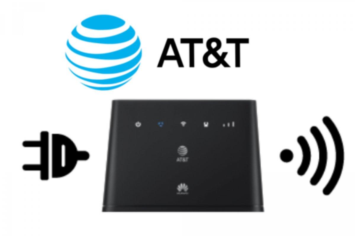 Foto: AT&T Internet en casa
