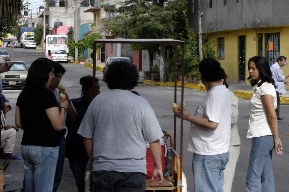 En el oriente de la CDMX la percepción de inseguridad es tan alta que solo el 3% se sienten seguros. Foto: Radamantis Torres