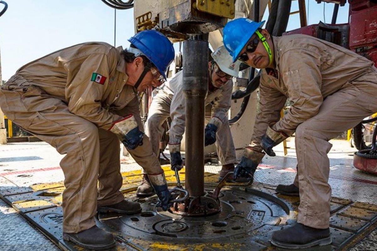 57 de cada 100 pesos de producción bruta total en el país de petróleo y gas provienen de Campeche.