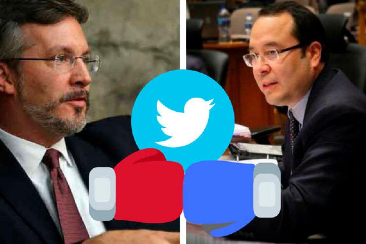 ¿En qué momento bloquear a un usuario de twitter se vuelve un atentado en contra de la libertad de expresión?
