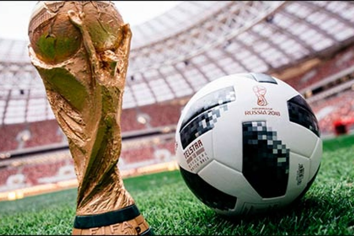 Desde el 2013 Adidas firmó un contrato con la FIFA para ser el principal patrocinador del mundial hasta 2030. Foto: FIFA.