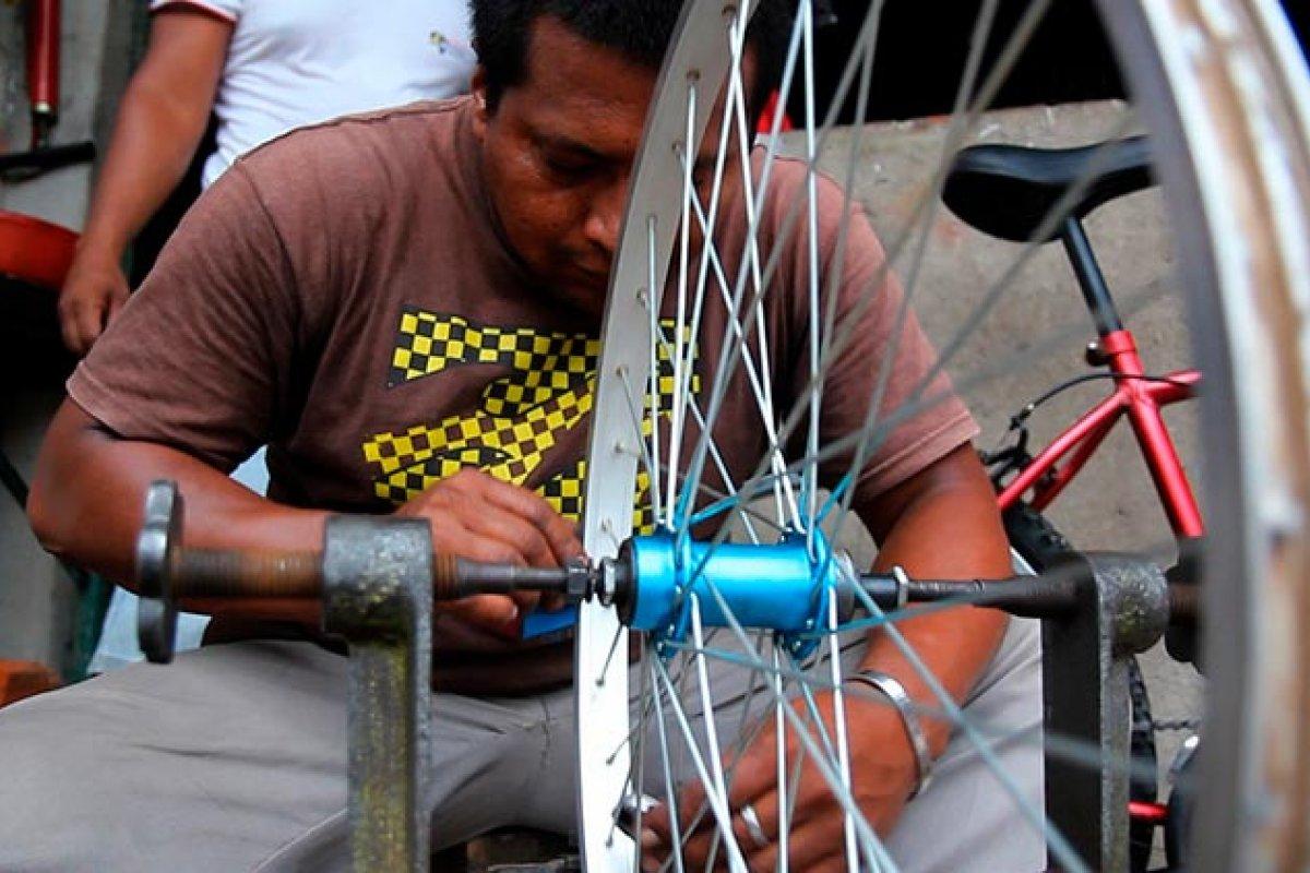 El 35% de los hogares de la ZMVM cuentan con una bicicleta (Foto: Greg Sucharew)