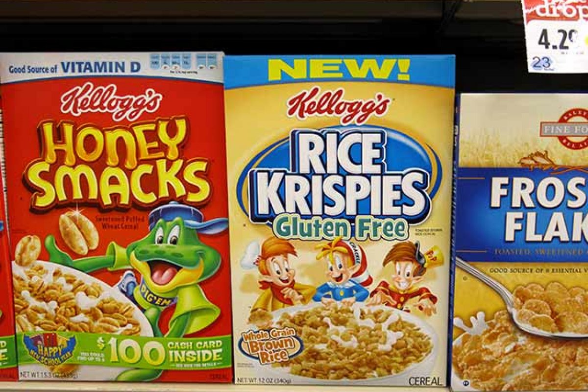 Kellog's se vio obligada a retirar el lote de Honey Smacks tanto de México como de Estados Unidos