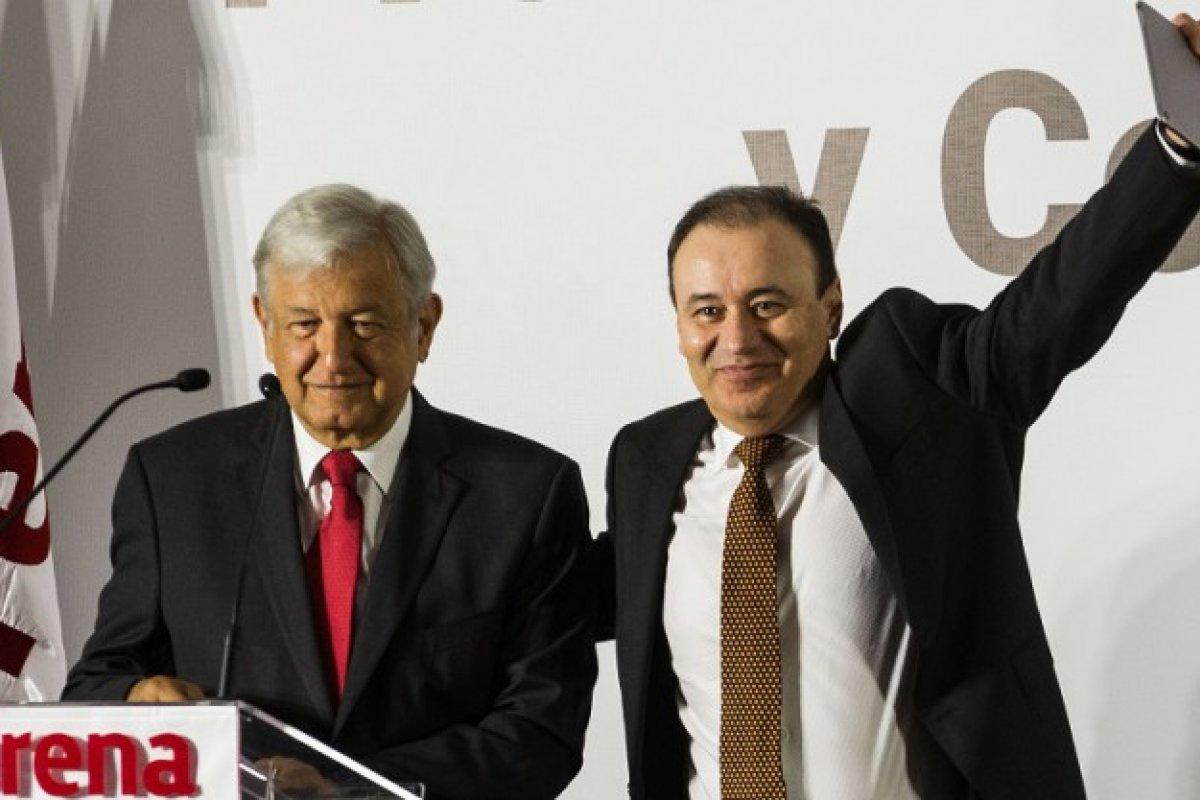 Alfonso Durazo dice que propuesta de amnistía de AMLO es decisión de Congreso