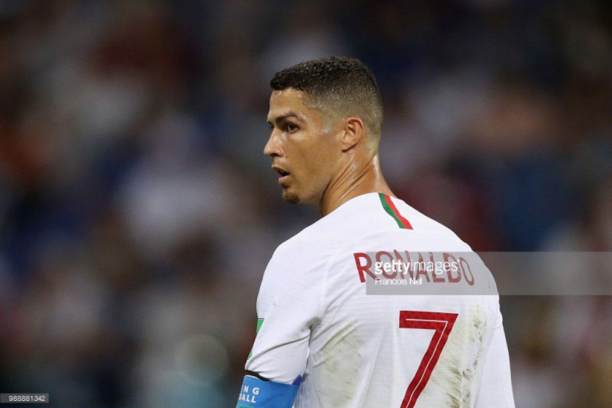 Cristiano Ronaldo Foto: Getty Images
