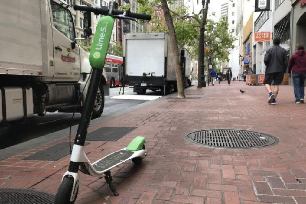 Lime ya opera en algunas ciudades de Estados Unidos y Europa.